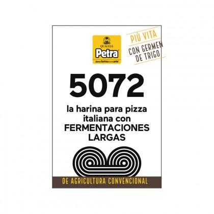 Farina Petra 5072 Piú vita (12,5kg), Molino Quaglia