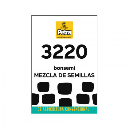 Barreja 3220 Bonsemì (4kg), Molino Quaglia