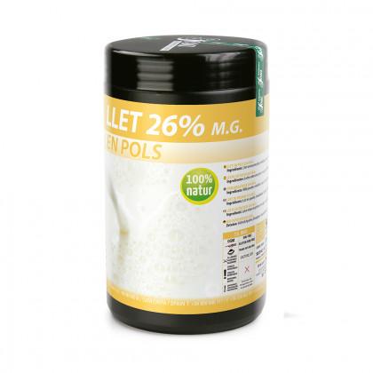 Llet en pols 26% M. G., Sosa