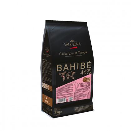 Cobertura amb llet Bahibe 46% (3kg), Valrhona