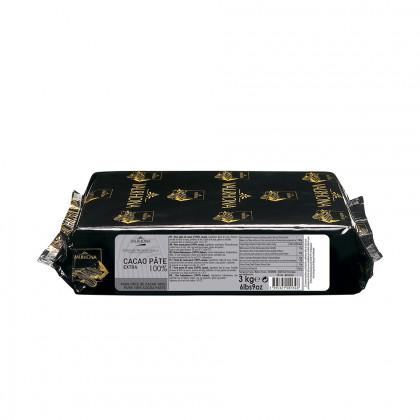 Cobertura negra Cacao PâTe Extra 100% (3kg), Valrhona