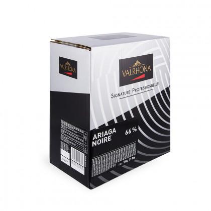Cobertura negra Ariaga Noire 66% (5kg), Valrhona