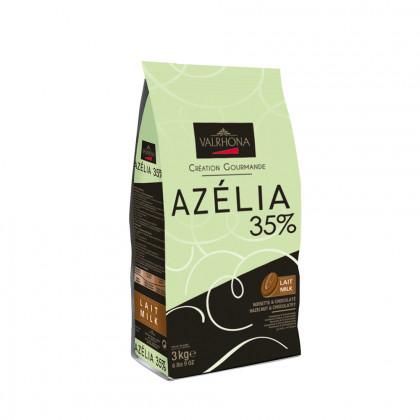 Cobertura amb llet Azelia 35% (3kg), Valrhona