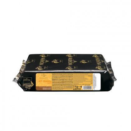 Cobertura amb llet Lait Orange 35% (1kg), Valrhona - 3 unitats