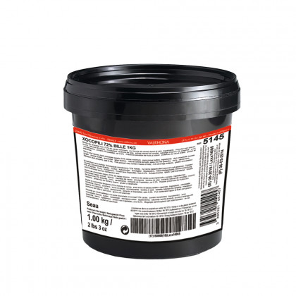 Cobertura negra Xocopili 72% (1kg), Valrhona