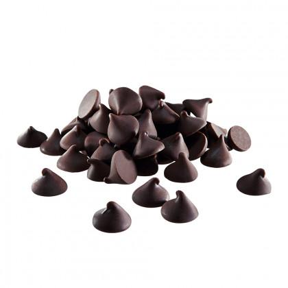Xips de xocolata negra 60% (5kg), Valrhona