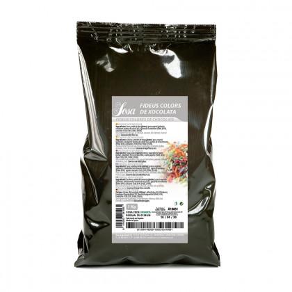 Fideus multicolor fantasia de xocolata (1kg), Sosa