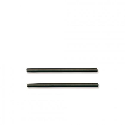 Decoració Mikado negre (Ø4,5x97mm), Dobla - 335 unitats