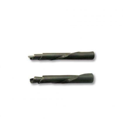 Decoració Panatella mini negra (Ø6x45mm), Dobla - 310 unitats