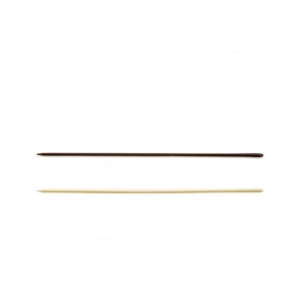 Decoració Spear fi (javelina) (Ø1,8x200mm), Dobla - 490 unitats