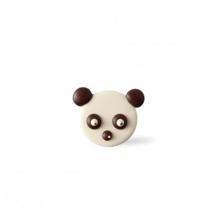 Decoració Panda (43x37mm), Dobla - 105 unitats