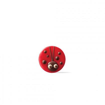 Decoració Lady bug (Ø33mm), Dobla - 176 unitats