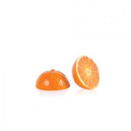 Decoració Taronja de xocolata (Ø35mm), Dobla - 36 unitats