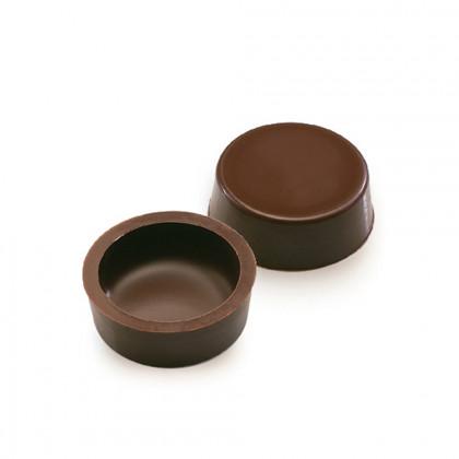 Palet noire 55% (2,2g/un), Valrhona - 630 unitats