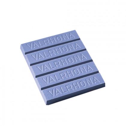 Mantega de cacau per a decoració blau (1kg), Valrhona - 3 unitats