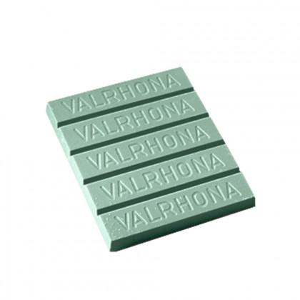 Mantega de cacau per a decoració verd (1kg), Valrhona - 3 unitats
