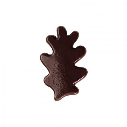 Fulleta de roure (22x34mm), Chocolatree - 190 unitats