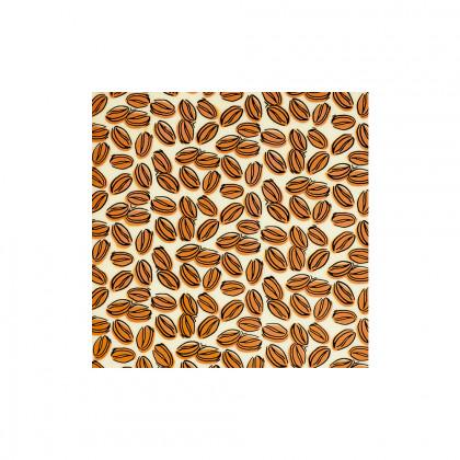 Trànsfer cafè (400x250mm), Chocolatree - 20 unitats