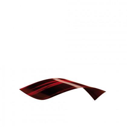 Volutine ombra vermella retorçada (70x16mm), Chocolatree - 180 unitats