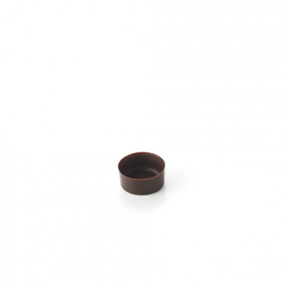 Cassoleta de xocolata micro rodona, La Rose Noire
