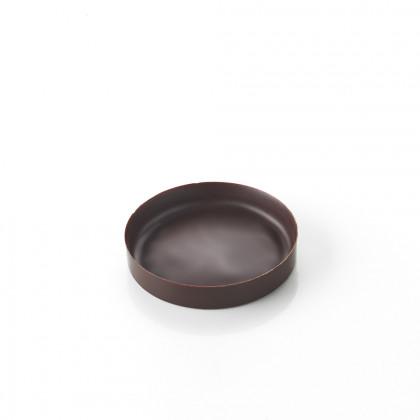 Cassoleta de xocolata prima mitjana rodona, La Rose Noire