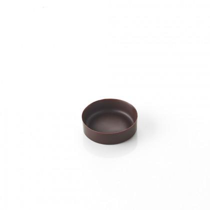 Cassoleta de xocolata mitjana rodona, La Rose Noire