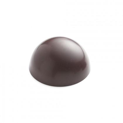 Semi-esfera de xocolata gran, La Rose Noire