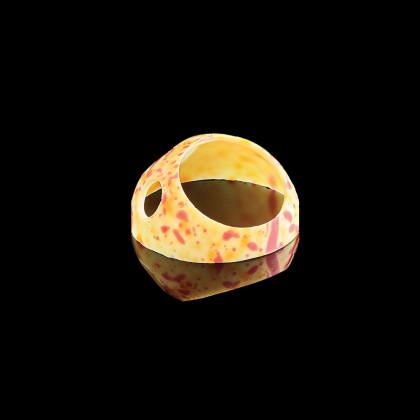 Semi-esfera Mart Blanca petita, La Rose Noire