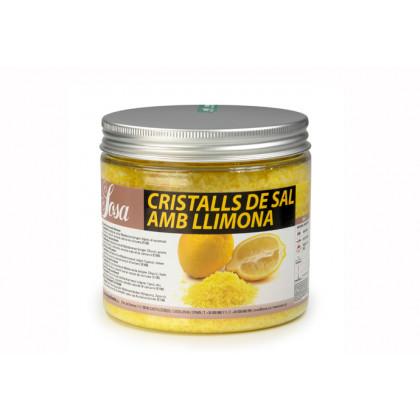 Cristalls de sal a la llimona (500g), Sosa