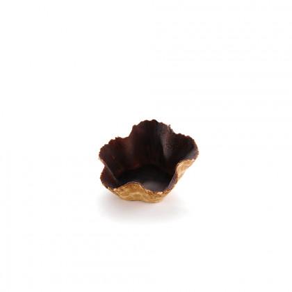 Waffle flor de xocolata (10x3,5cm), Pidy - 96 unitats