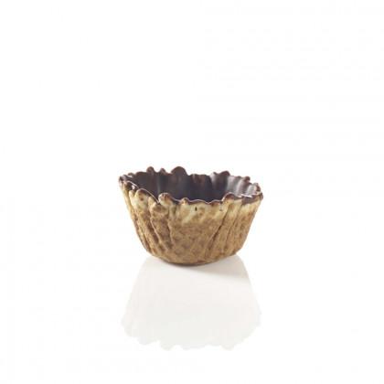 Mini postre tulipa xocolata (4,8x2,6cm), Pidy - 70 unitats