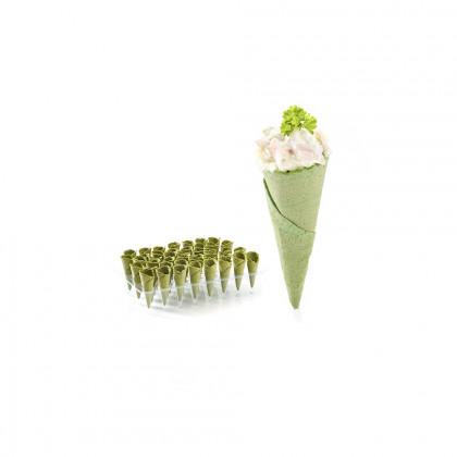 Mini cornet d'espinacs (coated), Pidy - 90 unitats