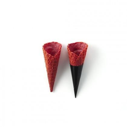 Cornet mitjà sabor remolatxa, La Rose Noire
