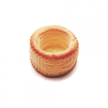 Vol-au-vent (75mm) - 72 unitats