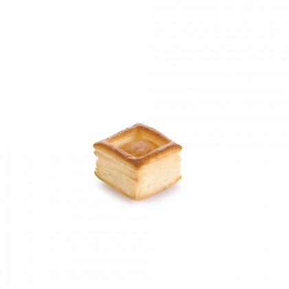 Bouchée carrée (8x8x4,8cm), Pidy - 48 unitats