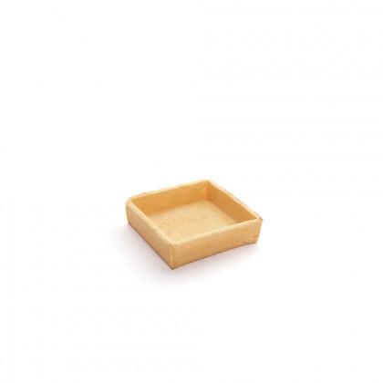 Trendy shell neutre (quadrat) (7x7x1,8cm), Pidy - 36 unitats