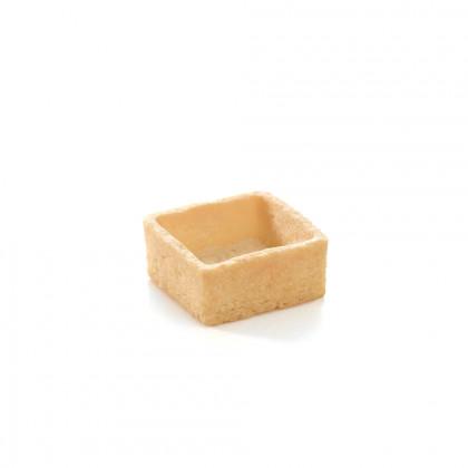 Mini trendy shell dolç (quadrat) (3,5x3,5x1,5cm), Pidy - 96 unitats