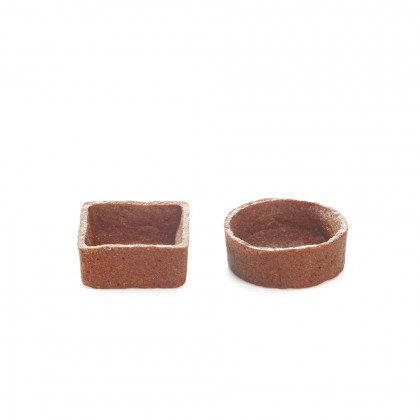 Mini trendy shell xocolata (assortit), Pidy - 96 unitats