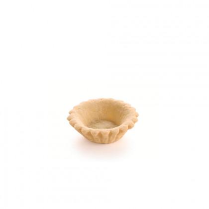 Mini tartalette sablée neutra (4,5x1,2cm), Pidy - 480 unitats