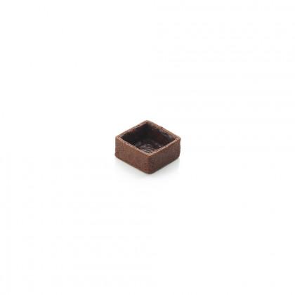 Cassoleta de xocolata mini quadrada, La Rose Noire