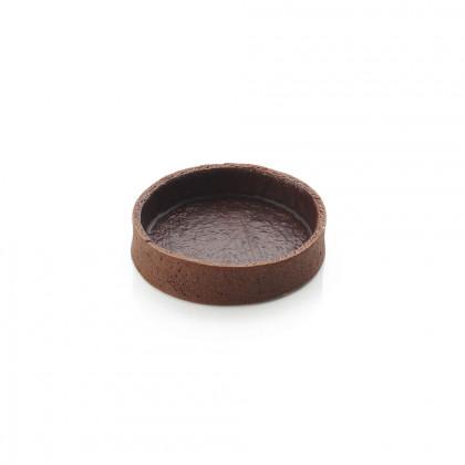 Cassoleta de xocolata gran rodona, La Rose Noire