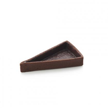 Cassoleta de xocolata forma porció, La Rose Noire