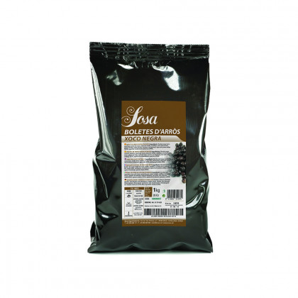 Boletes d'arròs amb xocolata negra (1kg), Sosa