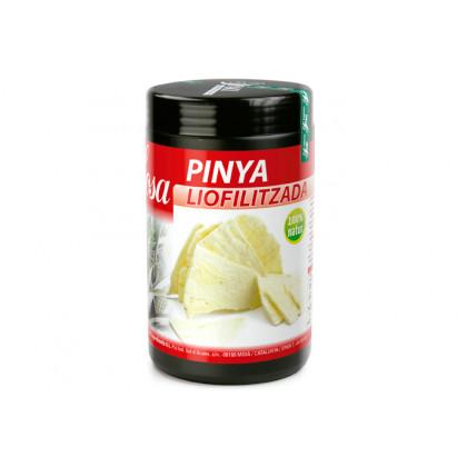 Pinya en ventalls liofilitzada, Sosa