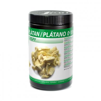 Plàtan crispy 0-10mm, Sosa