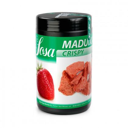 Maduixa crispy 2-10mm, Sosa