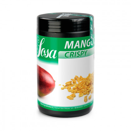 Mango crispy 2-10mm, Sosa
