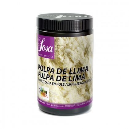 Lima Polpa liofilitzada en pols, Sosa