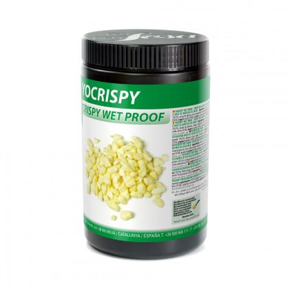 Yocrispy wet-proof, Sosa