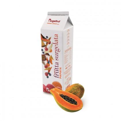 Polpa de papaia congelada (1kg), Rogelfrut